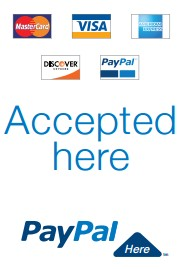 PayPal here - Credit Cards